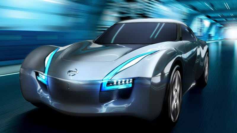 Illustration for article titled Nissan To Show A BRZ Fighter Concept And Something More 'Crazy'