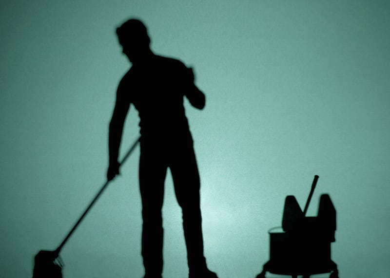 Illustration for article titled There Are 5,000 Janitors in the U.S. with PhDs