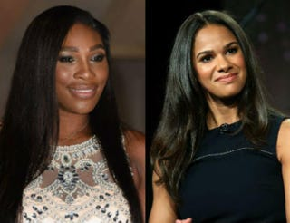 Serena Williams; Misty CopelandStuart C. Wilson/Getty Images; Frederick M. Brown/Getty Images