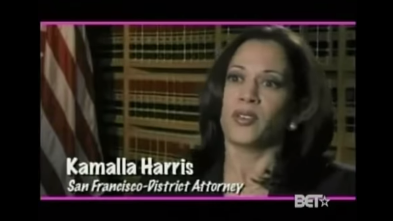 Illustration for article titled Revisiting That Time Kamala Harris Was in a Reality Show About Lil' Kim Going to Prison