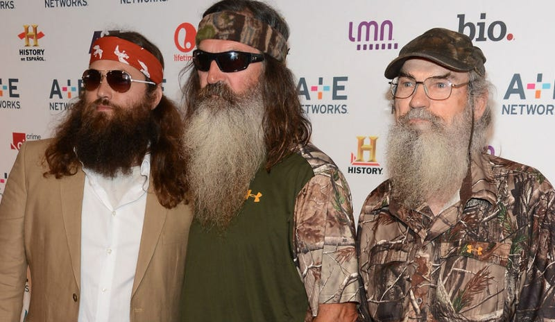 Illustration for article titled Duck Dynasty Star Goes On Homophobic Rant