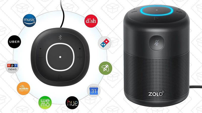 Anker ZOLO Halo Smart Speaker | $40 | Amazon