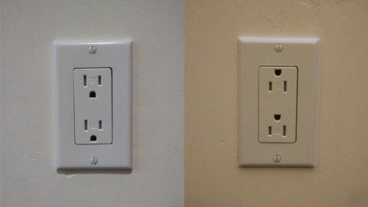 Find The Switch Controlled Outlets In Your Home Look For Upside Down 3 Way Wiring A Switched Receptacle And Light