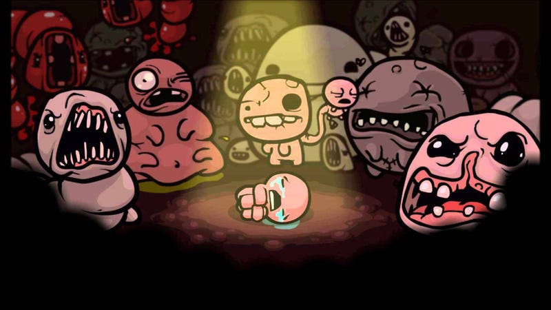 Illustration for article titled The Monday Stream Plays: The Binding of Isaac [It's Over!]