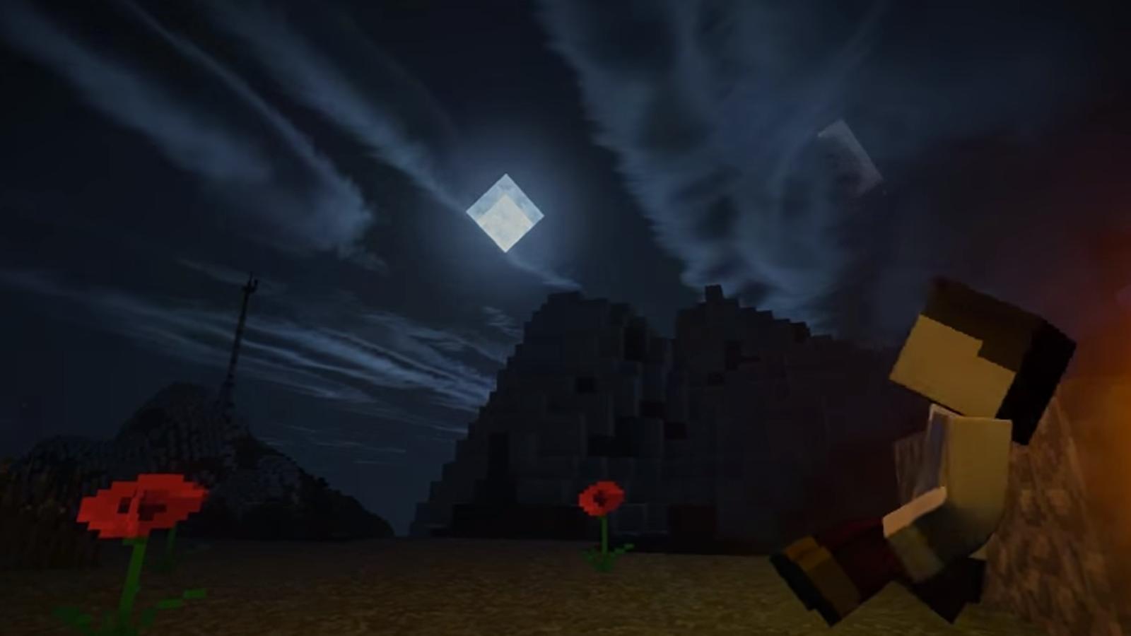 Un fan elabora una teoría sobre el origen del mundo de Minecraft