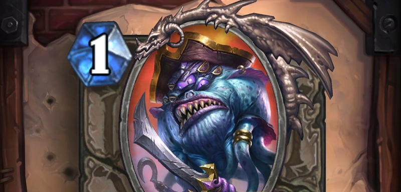Illustration for article titled Pirate Warrior Decks Have Actually Been Great For Hearthstone