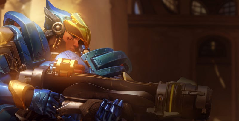 Tips For Playing Pharah From An Overwatch Pro