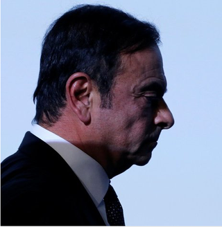 Illustration for article titled Ghosn is gone