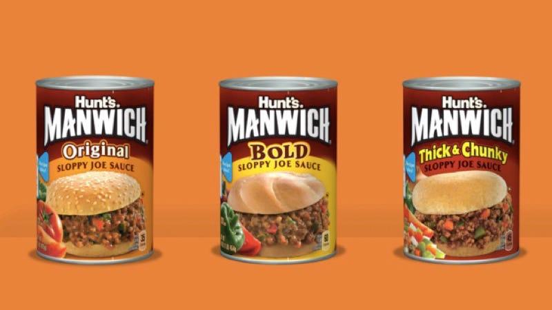 Image: Manwich.com