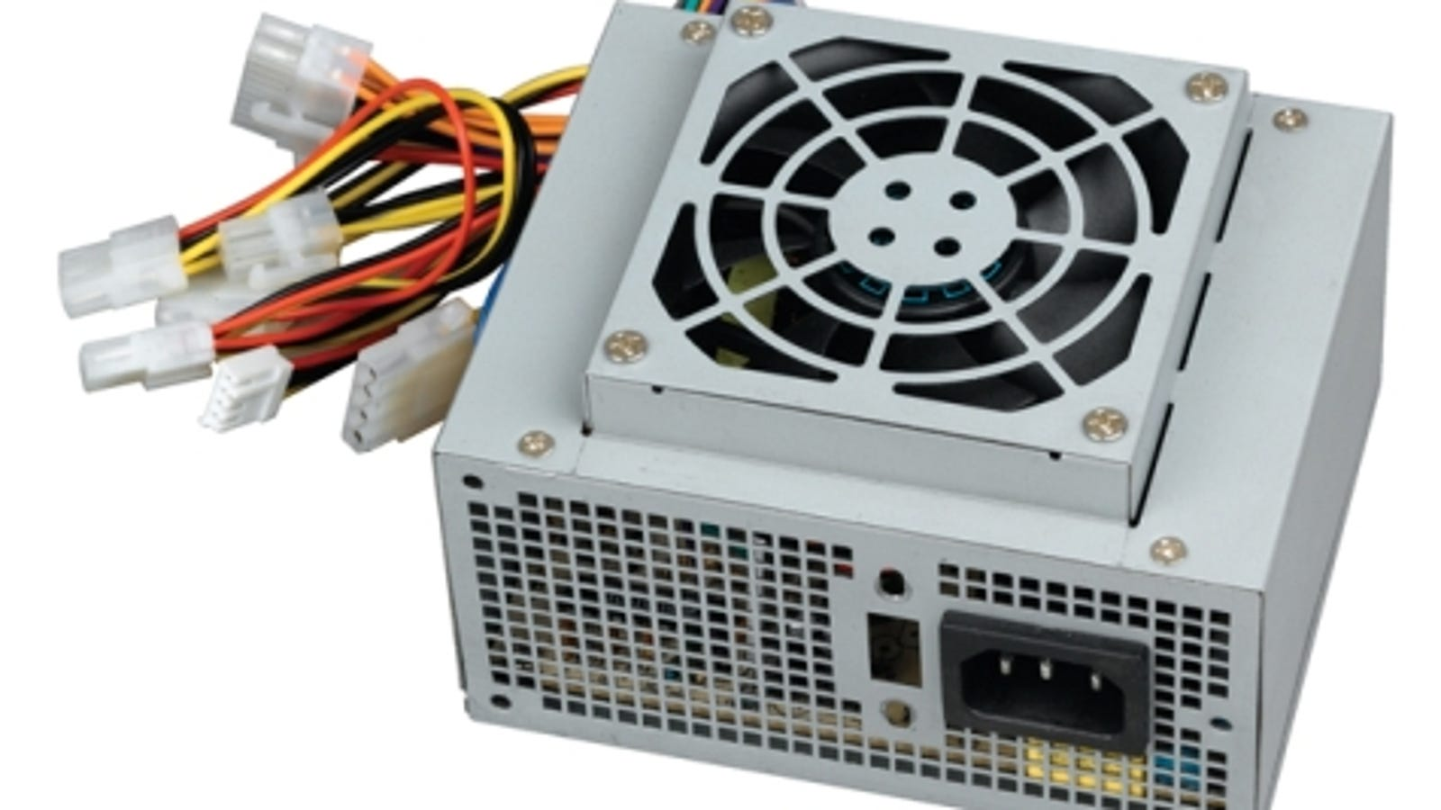 Alpha Geek: How to replace a dead power supply