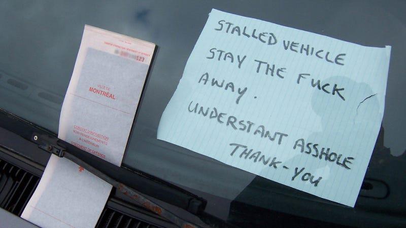 Illustration for article titled Should Cities Have Volunteer Parking Enforcers?
