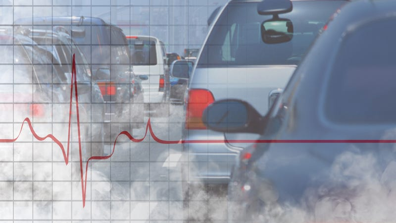 Illustration for article titled Exposure to air pollution can increase your risk of heart attack within hours