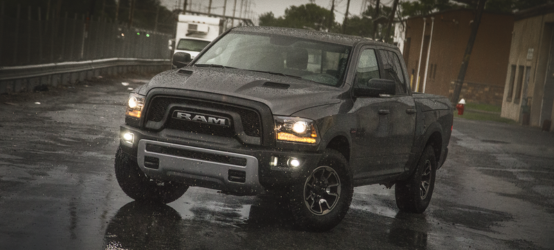 The 2016 Ram Rebel Isn't A Raptor, But Here's Why That Doesn