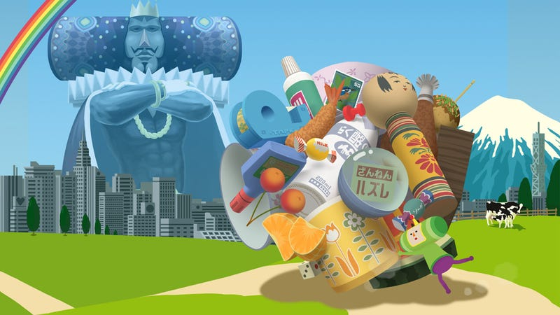 Illustration for article titled Katamari Damacy's Creator Had To Move Mountains To Get His Game Made