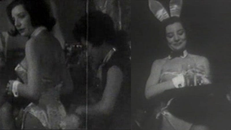 Illustration for article titled NBC Unearths Vintage Footage of Barbara Walters as a Playboy Bunny