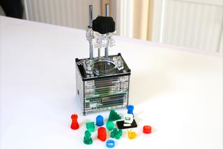 Illustration for article titled Esta impresora 3D promete ser la más pequeña y barata: $299