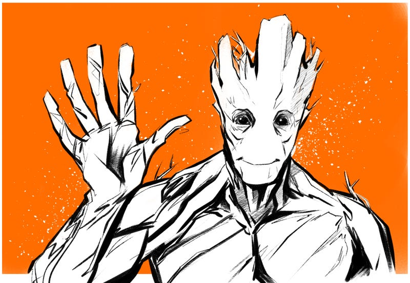 Illustration for article titled The 5 best Groot toys on sale, and 5 fan made ones that should be
