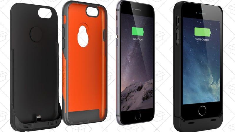 Jackery Leaf 6 Battery Case, $15 with code JCRLEAF6 | Jackery Leaf 5 Battery Case, $15 with code JCRLEAF5