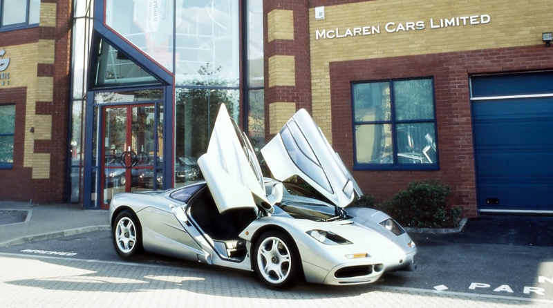 "Illustration for article titled Gordon Murray Says Being A ""One Person Car"" Made The Mclaren F1 A Winner"