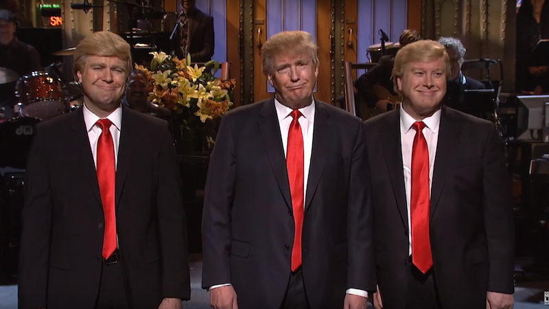 Illustration for article titled Donald Trump's SNL Has Shortened My Natural Life