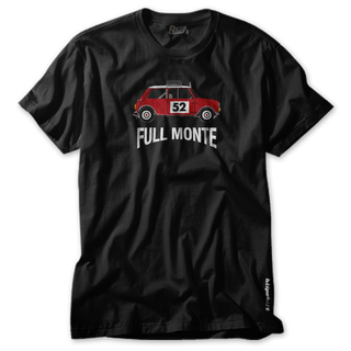 Illustration for article titled Mini Monte Carlo Rally Blipshift Tee