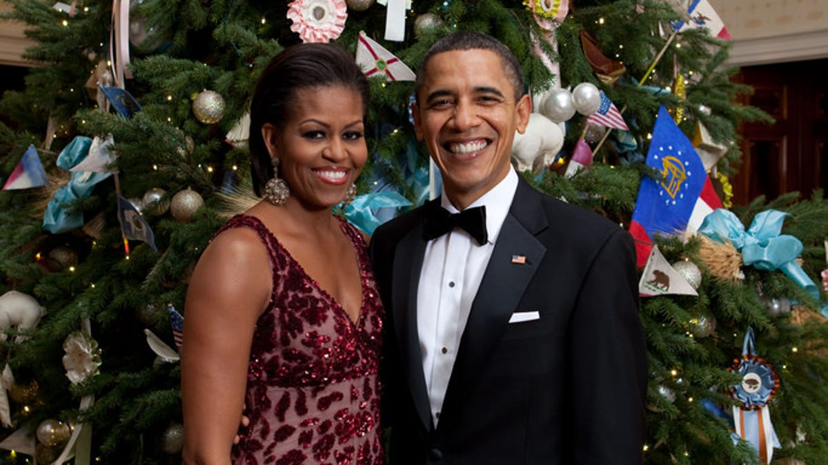 Have a Very Obama Christmas
