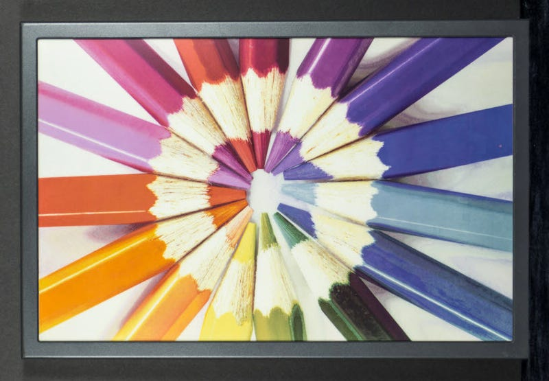 A Full-Color E Ink Screen Means Your Next Kindle Might Be