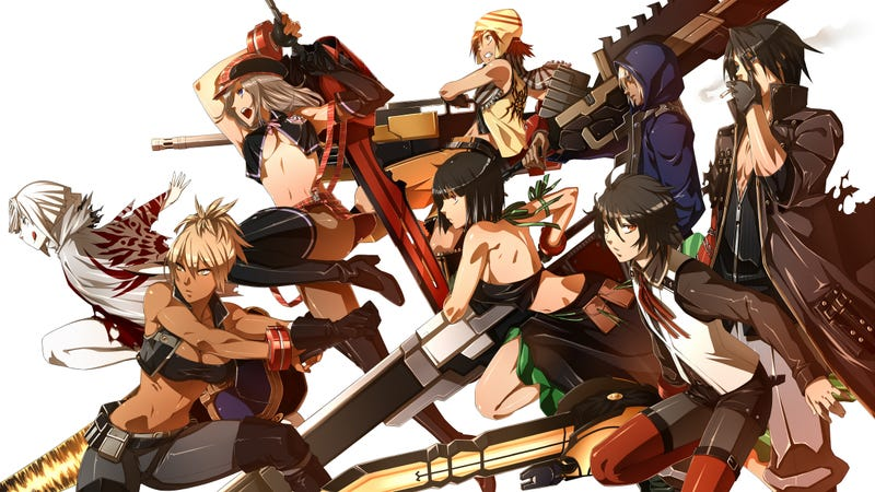 Illustration for article titled Here it´s the first promo of the God Eater Anime