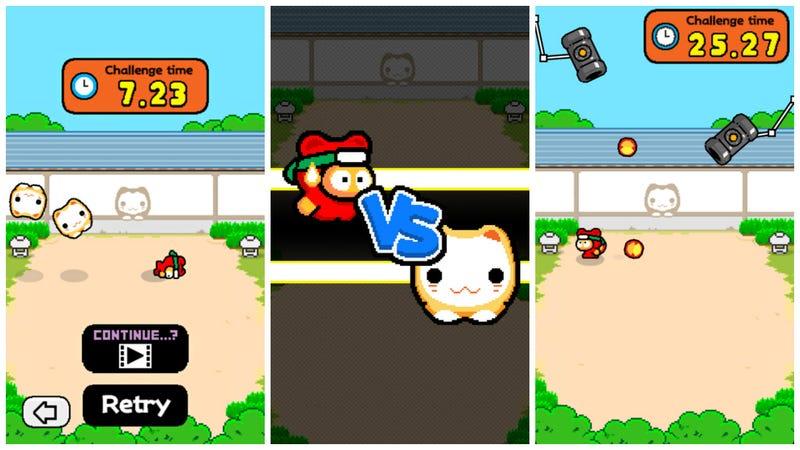 Illustration for article titled El nuevo juego del creador de Flappy Bird es tan difícil como podrías imaginar