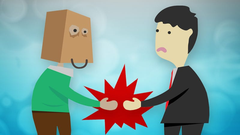 Illustration for article titled How to (Almost Always) Pick the Right Handshake