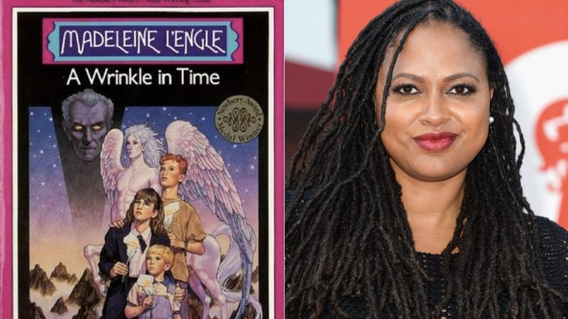 Illustration for article titled Ava DuVernay Will Direct Disney's A Wrinkle in Time Adaptation