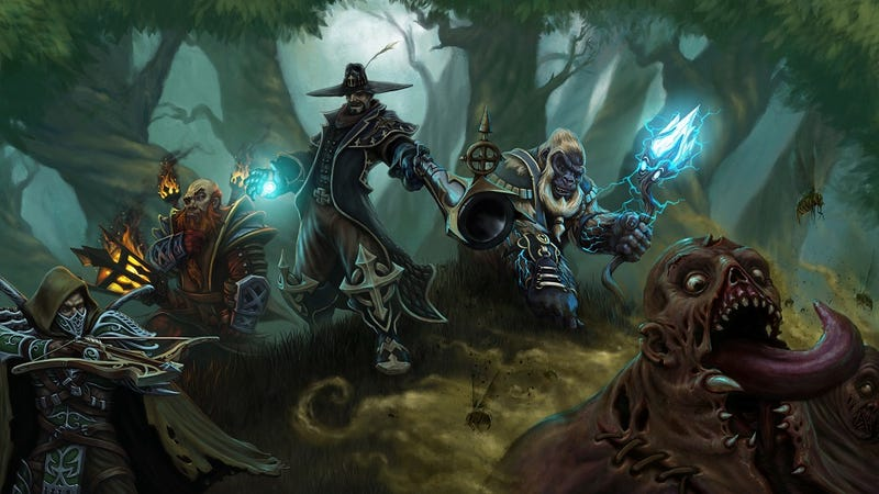 Illustration for article titled Warcraft III-Inspired Heroes of Newerth Goes Free-To-Play