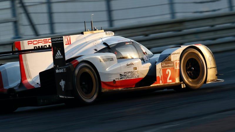 Photo Credit Porsche