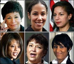 Illustration for article titled 'Obama Women' Take Hold in Washington Politics