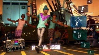 Illustration for article titled Was Kinect-Enabled Dance Central Really One of the Best Games of E3?