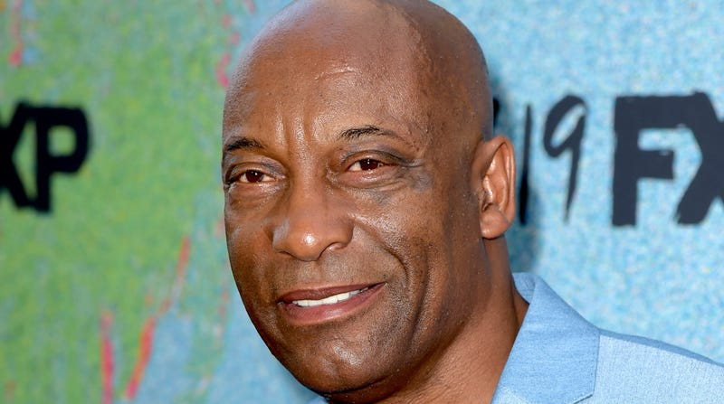 "John Singleton arrives at the premiere of FX's ""Snowfall"" Season 2 on July 16, 2018 in Los Angeles, California."