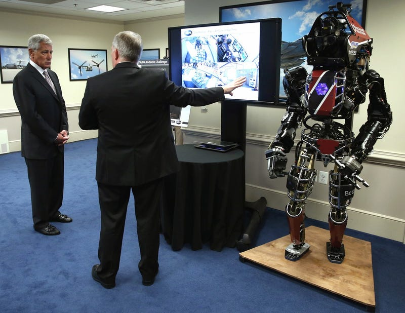 DARPA Director Totally Cool With Google Taking All the Fun Toys