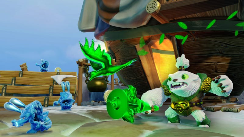 Illustration for article titled I've Played Skylanders On The PS4, And There's No Going Back