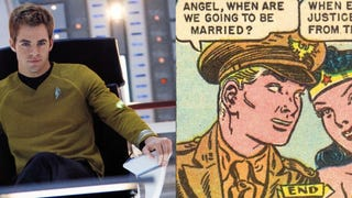 Chris Pine Joins the <i>Wonder Woman</i> Movie as Dude-in-Distress Steve Trevor
