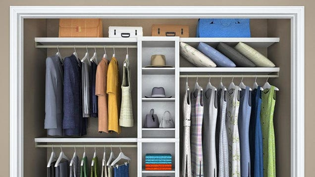 Up to 30% Off Closet Organizers | Home Depot