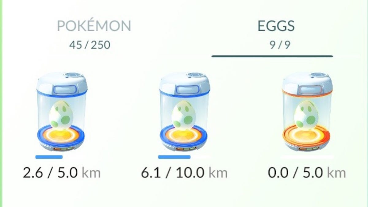 The Uncracked Secrets Of Pokémon Go Egg-Hatching