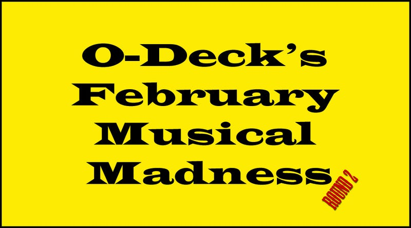 Illustration for article titled February Musical Madness Round 2