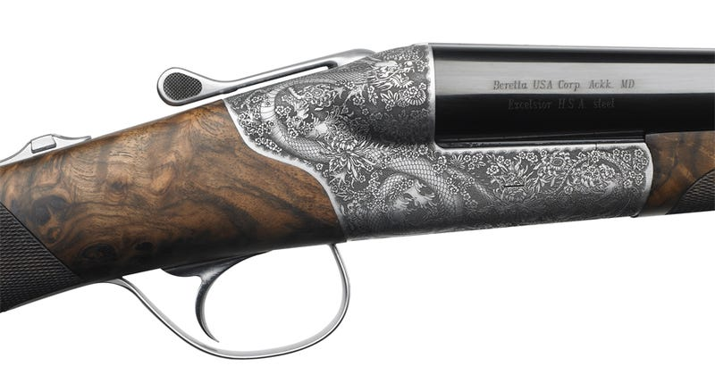 Illustration for article titled Apple's Superstar Designer Marc Newson Redesigned This Classic Shotgun