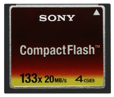 Illustration for article titled Sony Compact Flash Memory is Real!