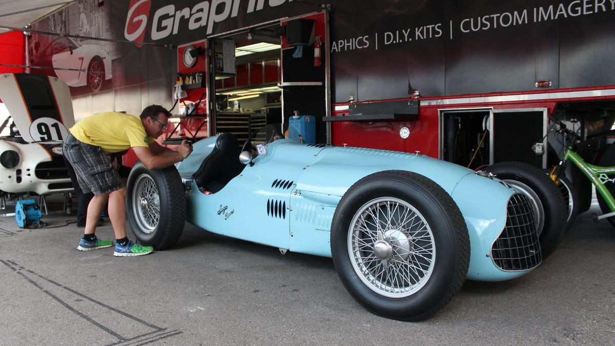 Where Do Famous Race Cars Go When They Get Replaced