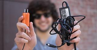 El cargador universal más pequeño para laptops ya puede ser tuyo