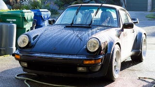 Grey hairs gone wild. Owning a 911 Turbo Pt.15
