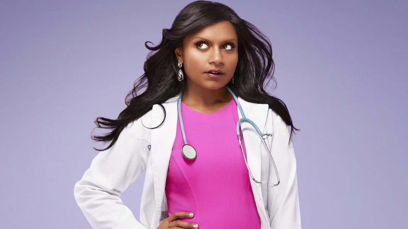 Mindy Kaling is joining A Wrinkle in Time. She's seen here on The Mindy Project. Image: Fox