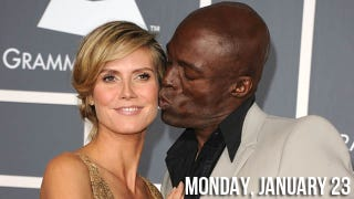 Illustration for article titled Heidi Klum Couldn't Cope With Seal's Raging, Hulk-Like Temper