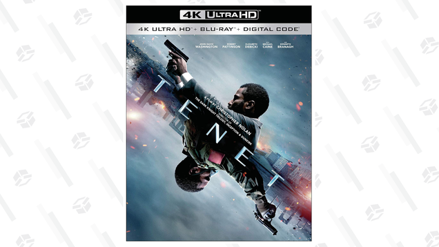 It's Time to Safely Watch Tenet at Home, Now $15 on Blu-ray or $20 in 4K